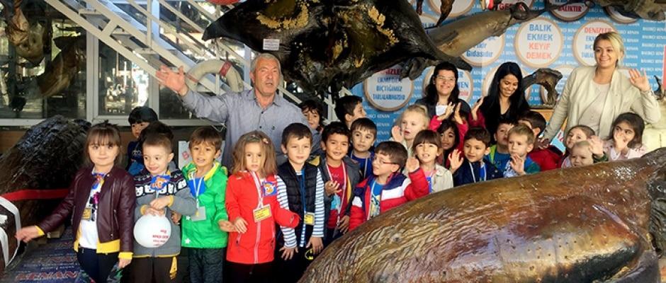 Photo of Beylikdüzü Deniz Canlıları Müzesine Ziyaretçi Akını