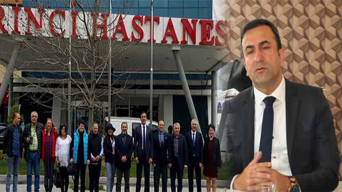 Photo of Birinci Hospital Hizmete Girdi