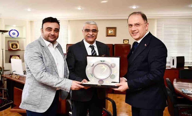 Photo of Başkan Çalık: ihlas Ev Aletlerini Ziyaret Etti