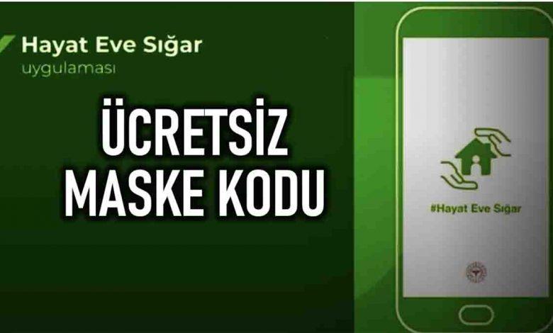 Photo of Hayat Eve Sığar uygulamasında ücretsiz maske kodu alınabilecek